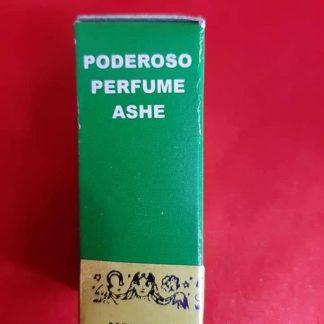 poderoso perfume ashe vainilla